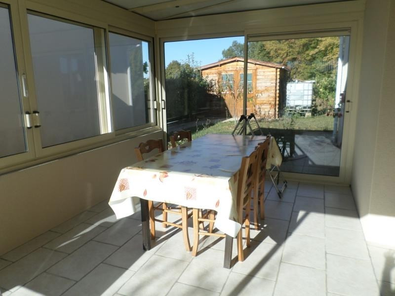 Location maison / villa Chapelle viviers 550€ CC - Photo 5