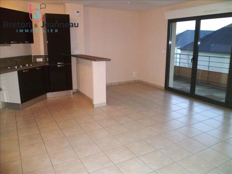 Location appartement Mayenne 571€ CC - Photo 1
