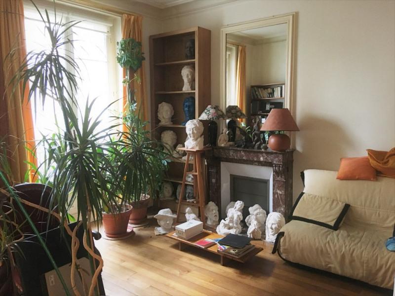 Sale apartment Paris 17ème 861000€ - Picture 1
