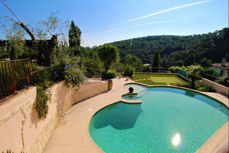 Deluxe sale house / villa La colle sur loup 994 000€ - Picture 4