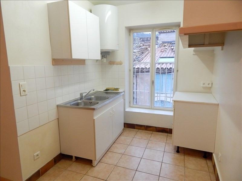 Rental apartment Orgon 503€ CC - Picture 1