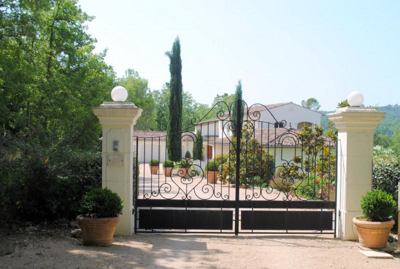 Vente de prestige maison / villa Callian 2300000€ - Photo 2