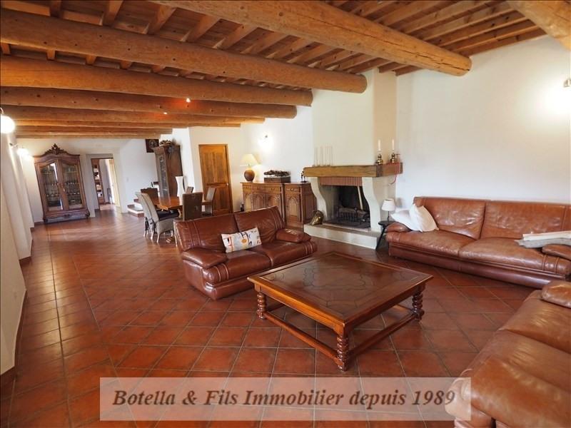 Verkoop van prestige  huis Uzes 929000€ - Foto 20
