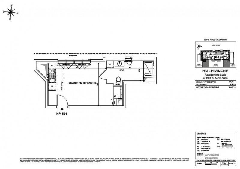 Verkauf wohnung Rueil malmaison 215000€ - Fotografie 2