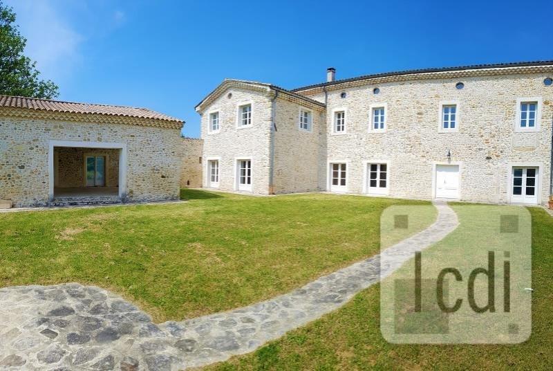Vente de prestige maison / villa La bâtie-rolland 980000€ - Photo 4