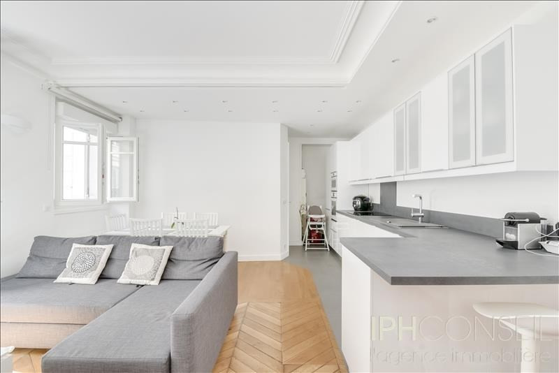 Vente appartement Neuilly sur seine 574 000€ - Photo 3