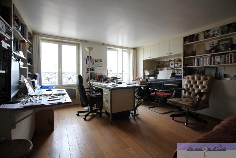 Vente appartement Paris 4ème 772500€ - Photo 2