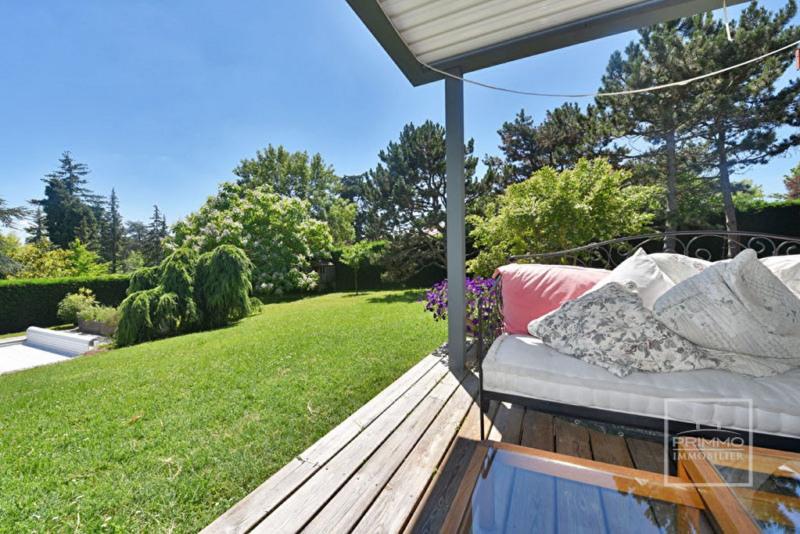 Vente de prestige maison / villa Saint didier au mont d'or 1190000€ - Photo 13