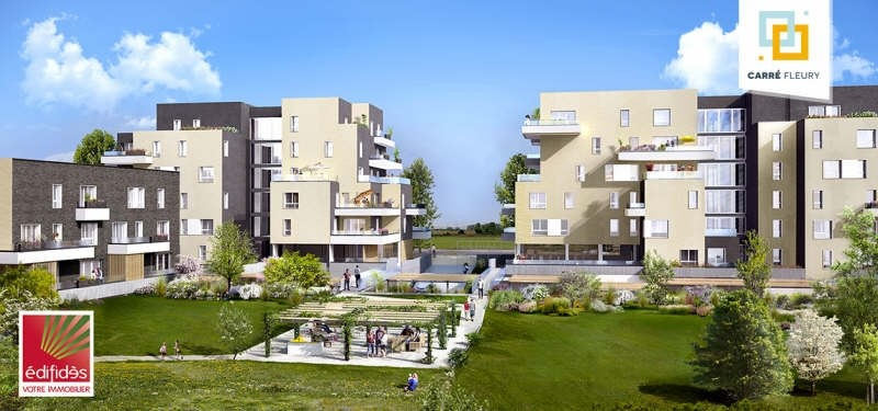 Vente appartement Fleury sur orne 147000€ - Photo 1