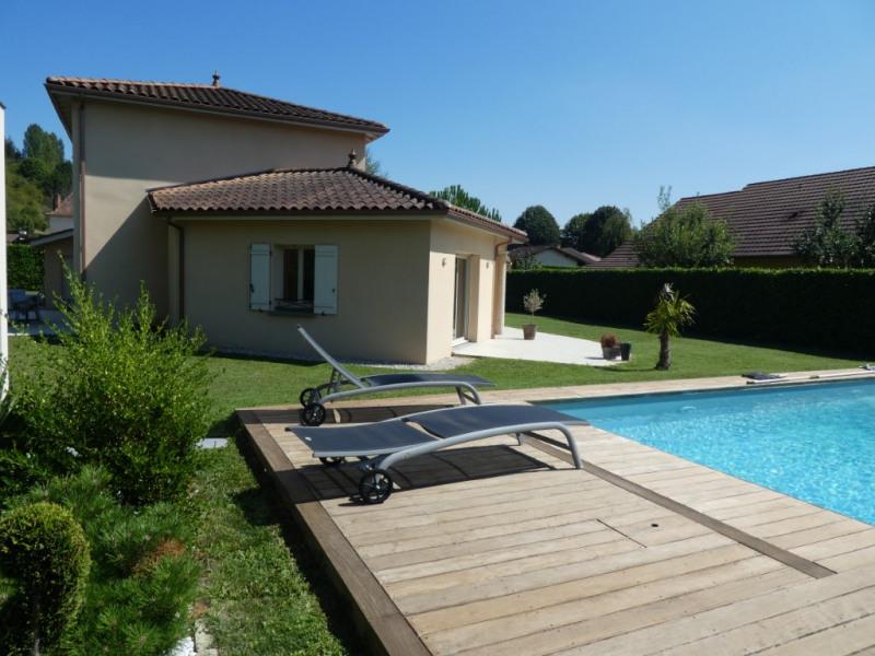Vente de prestige maison / villa Bourgoin jallieu 435000€ - Photo 8