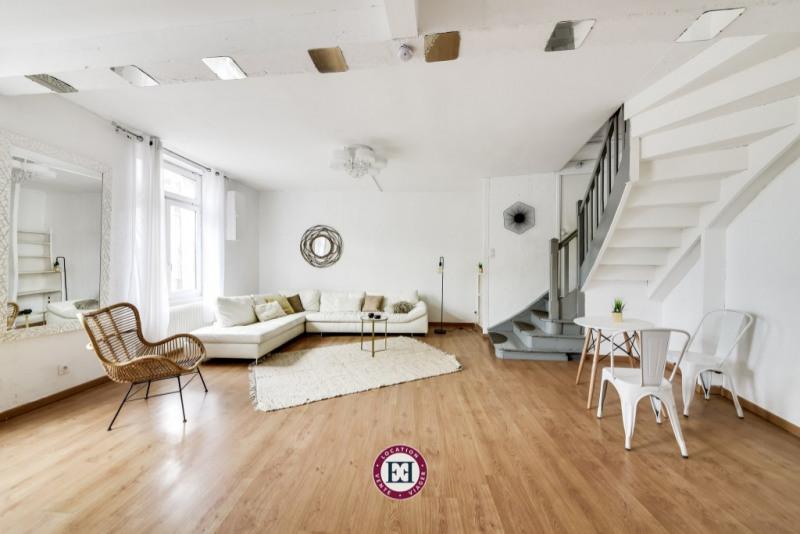 Charpennes - Maison de ville 133 m2 4 chambre