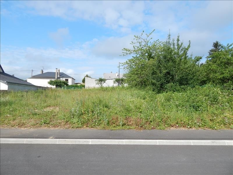 Sale site Vendôme 96 000€ - Picture 1