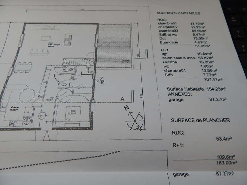 Vente maison / villa Isle 371000€ - Photo 9