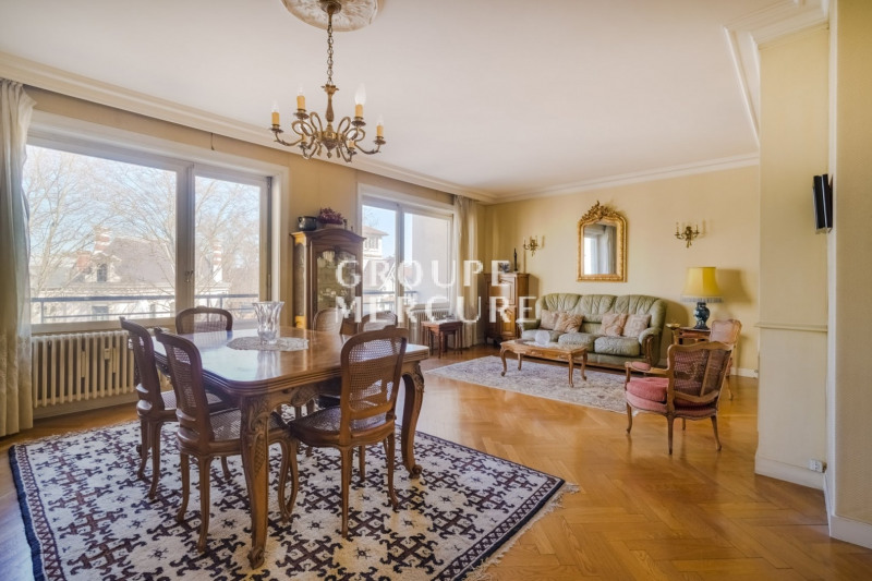 Vente de prestige appartement Lyon 6ème 950 000€ - Photo 1