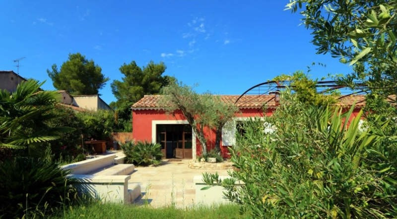 Vente maison / villa Fontvieille 472 000€ - Photo 9