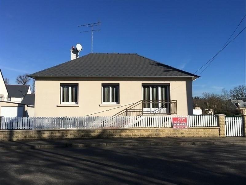 Sale house / villa Retiers 156750€ - Picture 2