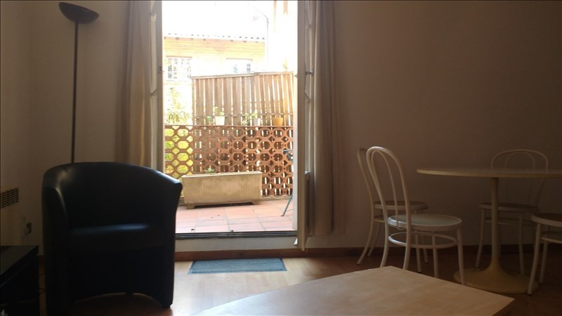 Rental apartment Toulouse 703€ CC - Picture 1