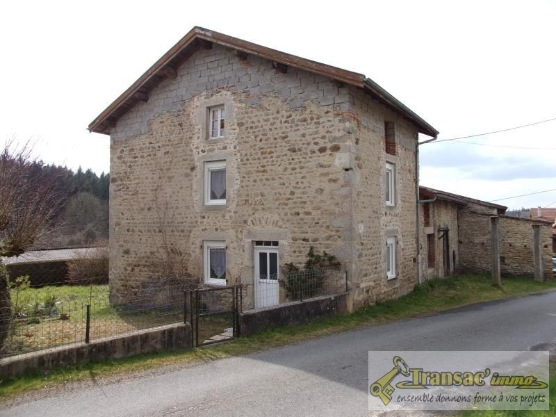 Sale house / villa Celles sur durolle 54500€ - Picture 1