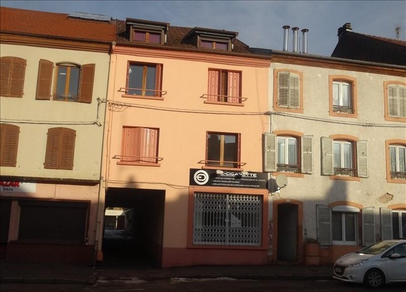 Verkauf mietshaus Senones 174900€ - Fotografie 1