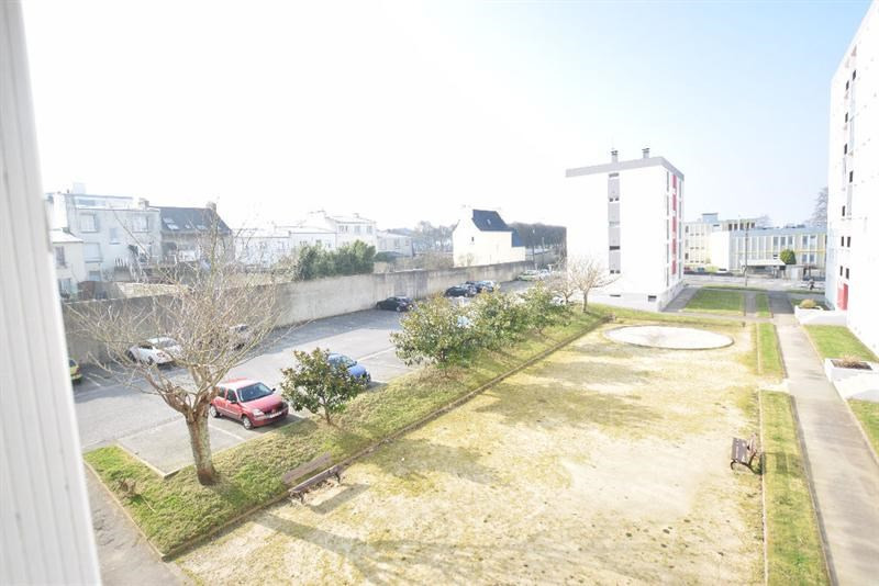 Sale apartment Brest 86 300€ - Picture 1