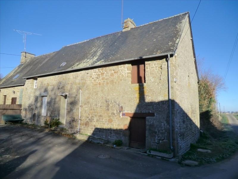 Sale house / villa St ellier du maine 28000€ - Picture 1