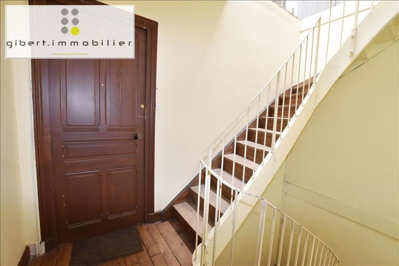 Sale apartment Le puy en velay 43 600€ - Picture 6