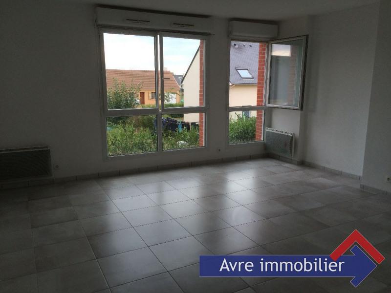 Vente appartement Verneuil d'avre et d'iton 67500€ - Photo 1