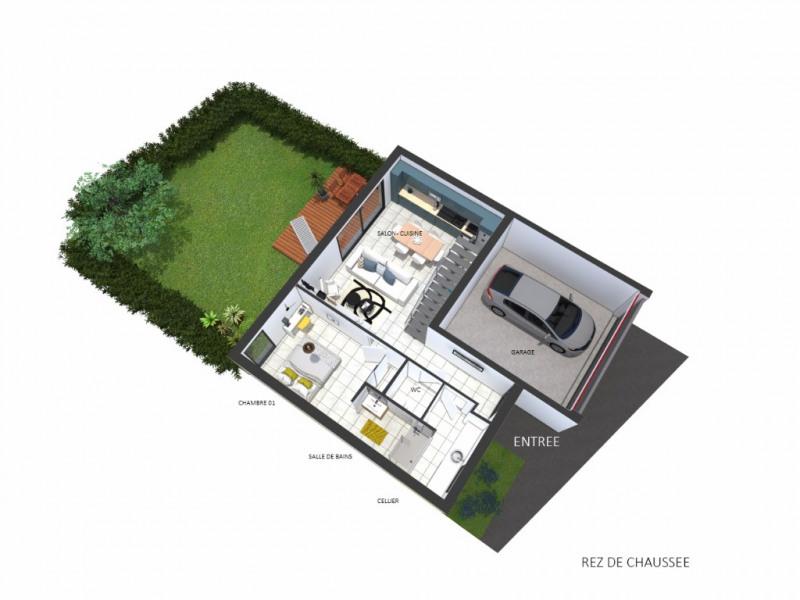 Location maison / villa Garons 950€ CC - Photo 3