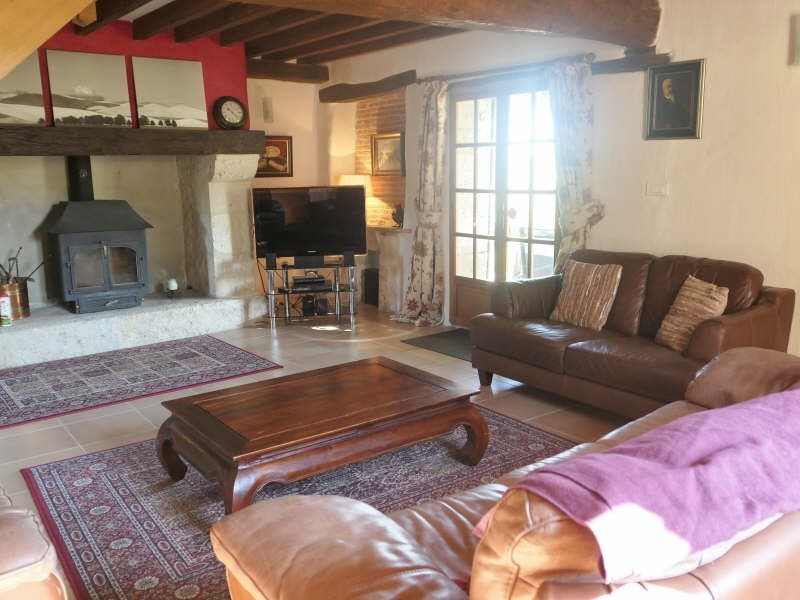 Sale house / villa Miradoux 374 000€ - Picture 5