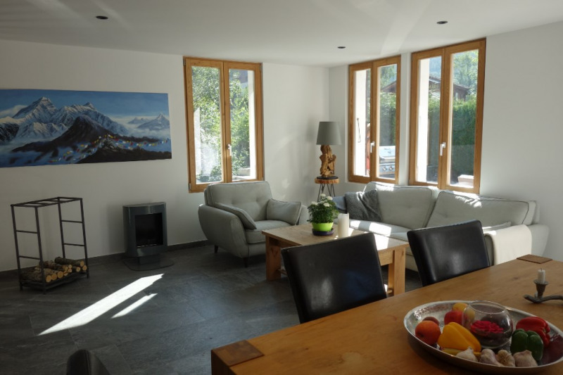 Vente de prestige maison / villa Chamonix mont blanc 995000€ - Photo 7