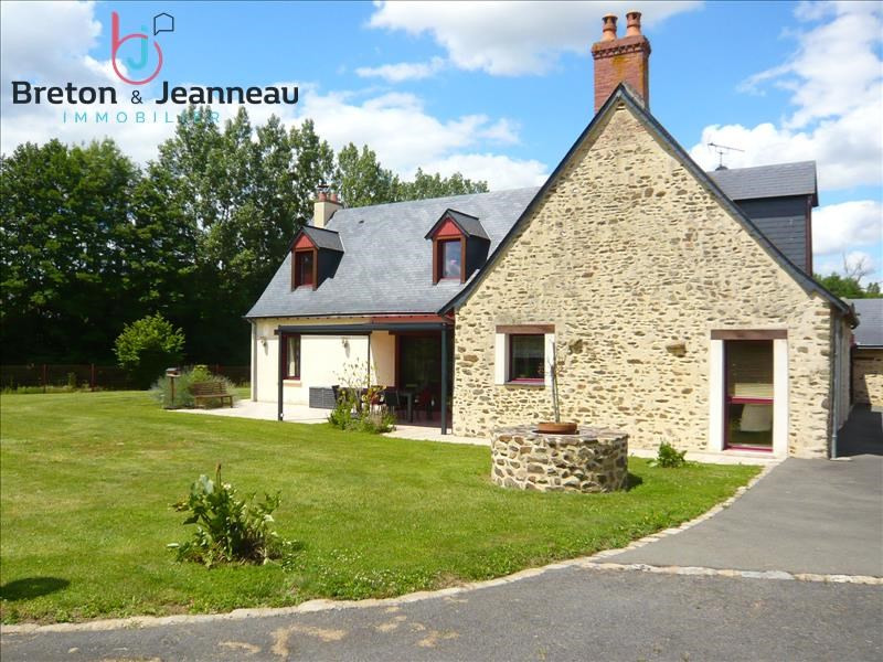 Sale house / villa Quelaines st gault 374400€ - Picture 8
