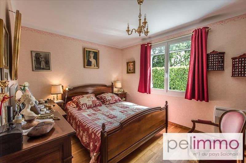 Deluxe sale house / villa Alleins 575000€ - Picture 5