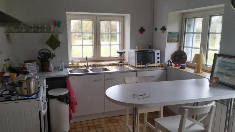 Vendita nell' vitalizio di vita casa Leigné-les-bois 65000€ - Fotografia 7