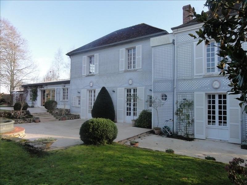 Deluxe sale house / villa Montfort l amaury 860000€ - Picture 2