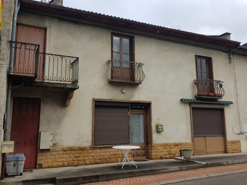 Sale house / villa Eyzin pinet 157500€ - Picture 1
