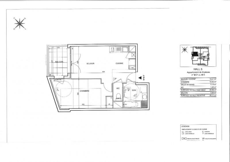 Vente appartement Toulouse 180000€ - Photo 3