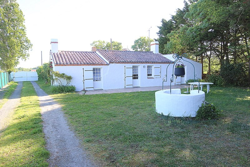 Vente maison / villa Saint jean de monts 157500€ - Photo 1