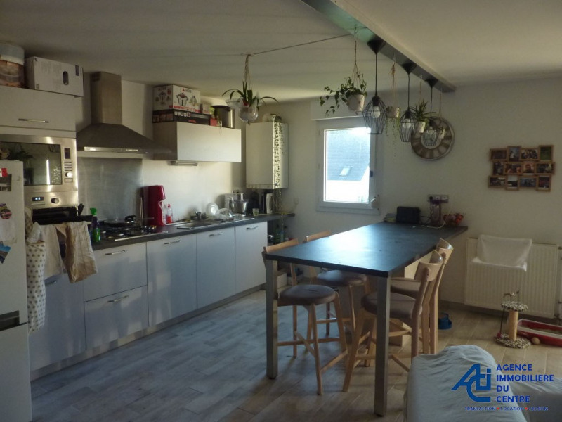 Rental apartment Pontivy 460€ CC - Picture 1