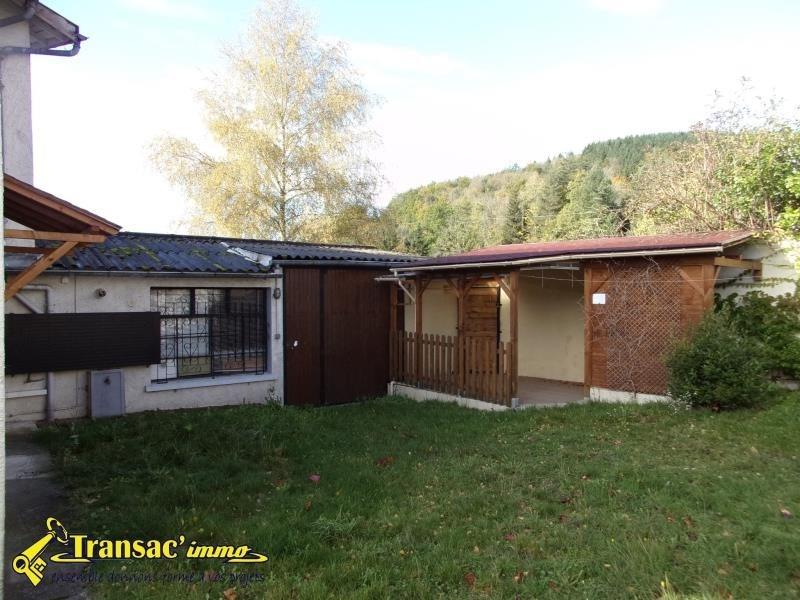 Sale house / villa La monnerie le montel 99500€ - Picture 10