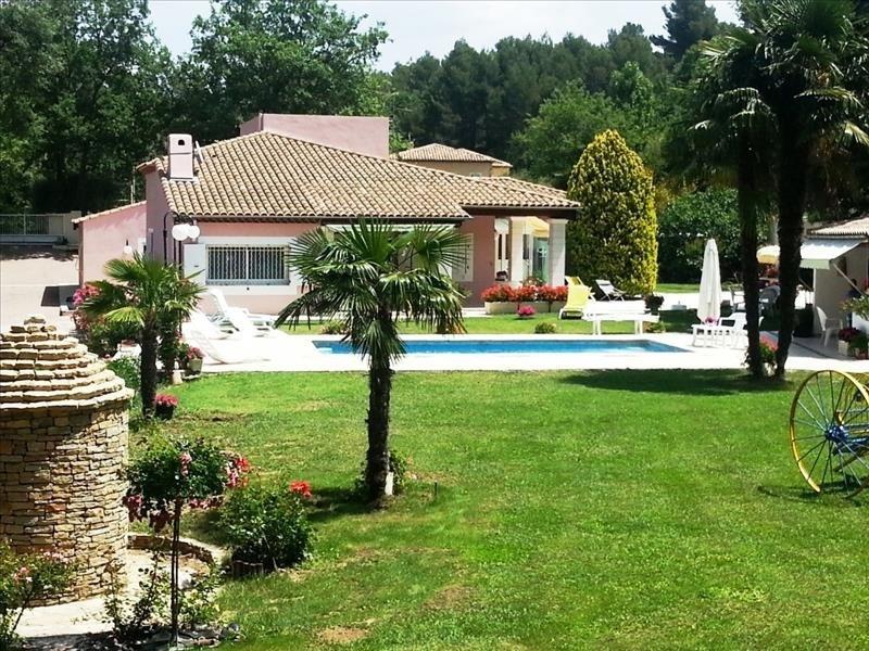 Vente de prestige maison / villa Trets 699900€ - Photo 3