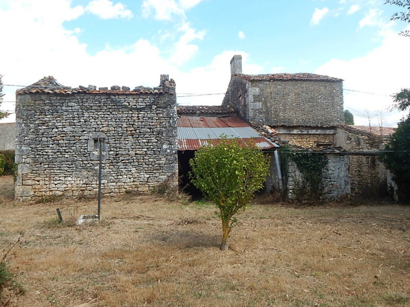 Vente maison / villa Grezac 49500€ - Photo 1
