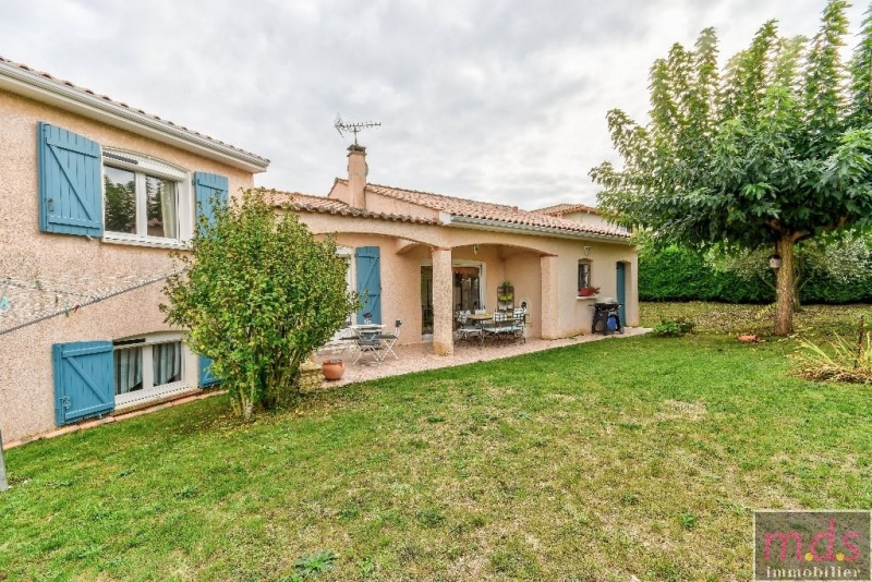 Deluxe sale house / villa Rouffiac-tolosan 529000€ - Picture 1