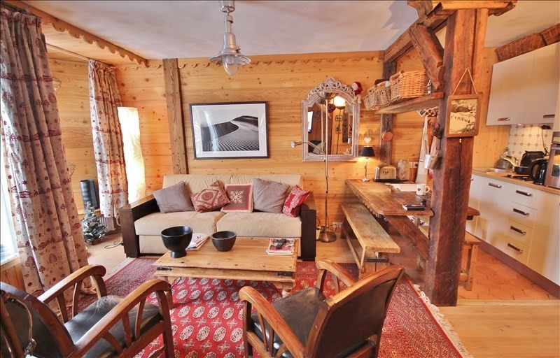 Vente de prestige appartement Val d isere 490 000€ - Photo 1