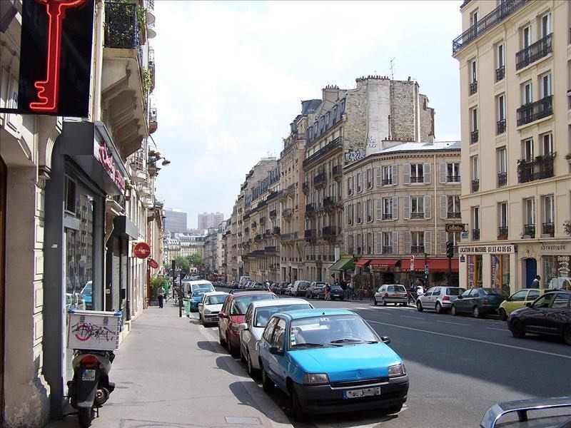 Commercial property sale shop Paris 5ème 104 500€ - Picture 1