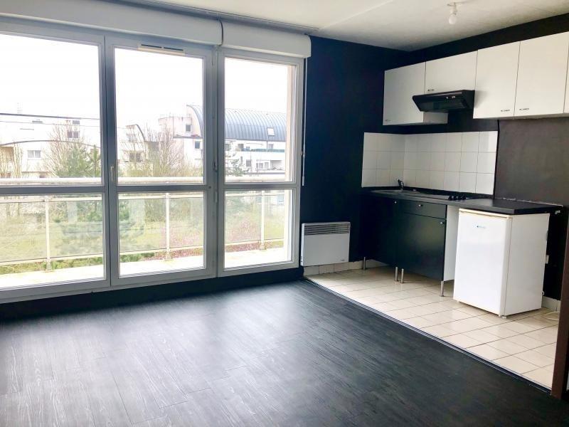 Venta  apartamento Cergy 132000€ - Fotografía 1