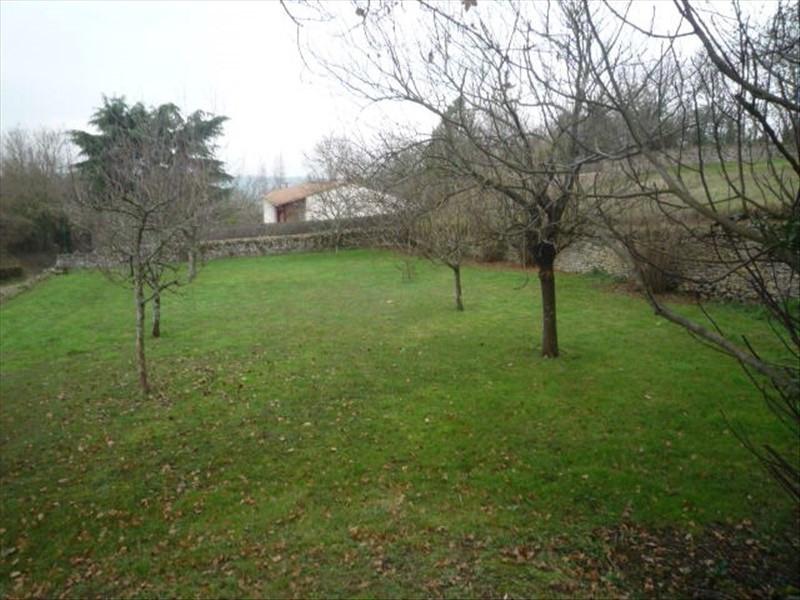 Vente terrain Nanteuil 26240€ - Photo 3