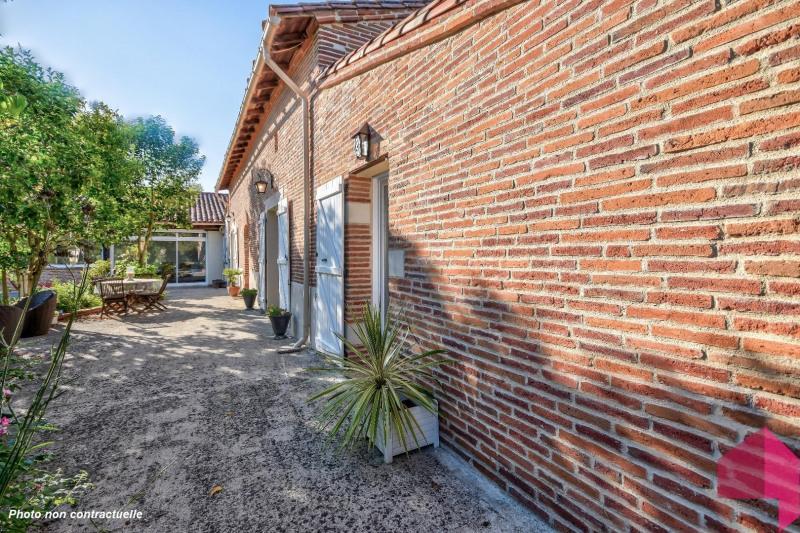 Deluxe sale house / villa Montrabe 615000€ - Picture 3