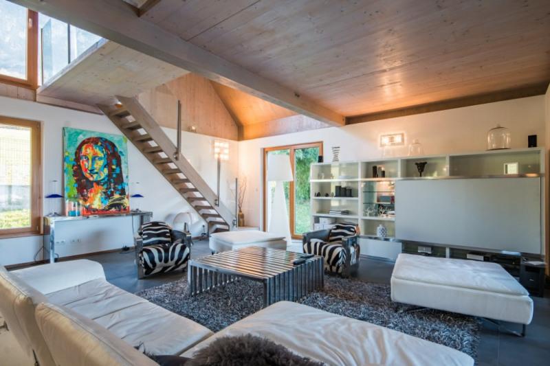 Vente de prestige maison / villa Drumettaz clarafond 1050000€ - Photo 1