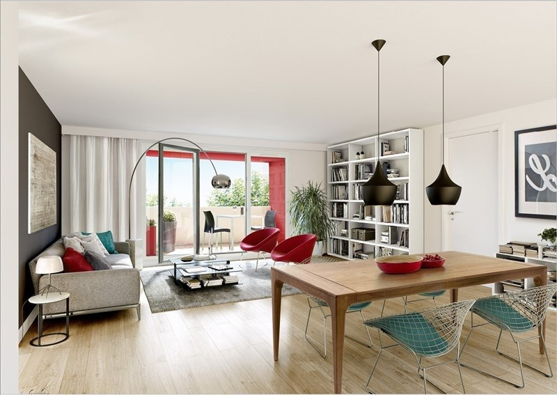 Vente appartement Toulouse 219000€ - Photo 9