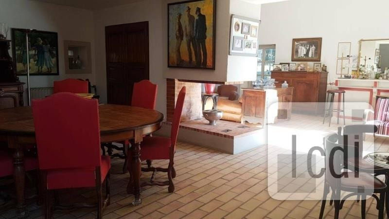 Vente de prestige maison / villa Mornas 760 000€ - Photo 3